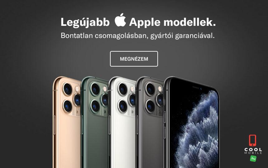 Apple Okostelefonok