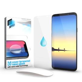 Xprotector Full Cover Tempered UV nano Glass kijelzővédő Samsung S20+ készülékhez
