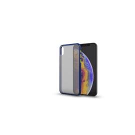 Xprotector Matt tok színes gombokkal kék Iphone 11 Pro Max készülékhez