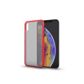 Xprotector Matt tok színes gombokkal piros Honor 20 / Huawei Nova 5T készülékhez
