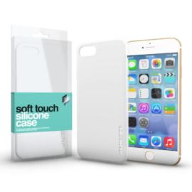 Xprotector Soft Touch Silicone Case fehér Apple iPhone 7 / 8 / SE (2020) készülékhez