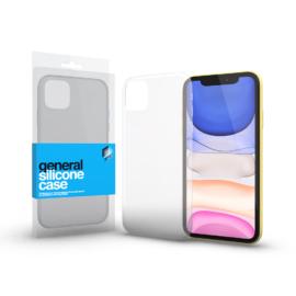 Xprotector Szilikon tok Case ultra vékony 0.33 mm Apple iPhone 11 készülékhez