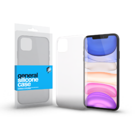 Xprotector Szilikon tok Case ultra vékony 0.33 mm Apple iPhone 12 / 12 Pro készülékhez