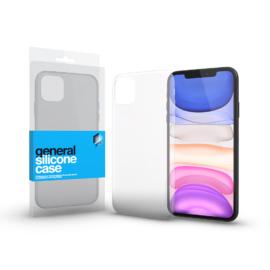 Xprotector Szilikon tok Case ultra vékony 0.33 mm Apple iPhone 12 Mini készülékhez