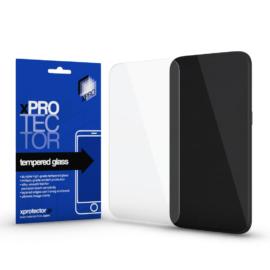 Xprotector Tempered Glass 0.33 Full 3D Black (Por mentes) kijelzővédő üveg kijelzővédő üveg Apple iPhone Xr / 11 készülékhez