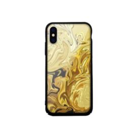 Xprotector Tempered Glass tok arany (Marble) Apple Iphone Xs Max készülékhez