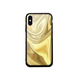 Xprotector Tempered Glass tok arany (Rock) Apple Iphone Xs Max készülékhez