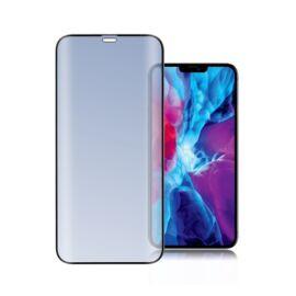 4smarts Second Glass Curved 3D Apple iPhone 12/12 Pro kijelzővédő üvegfólia, fekete