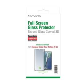 4smarts Second Glass Curved 3D Ultra Sonix Samsung N980 Galaxy Note 20 teljes kijelzős, kijelzővédő üvegfólia, fekete