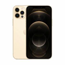 Apple Iphone 12 Pro Max 256GB arany, kártyafüggetlen, Gyártói garancia