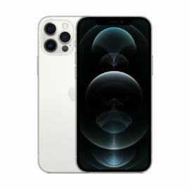 Apple Iphone 12 Pro 512GB ezüst, kártyafüggetlen, Gyártói garancia