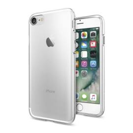 Apple iPhone SE (2020)/8/7 Ultra Slim 0,3mm szilikon tok, átlátszó