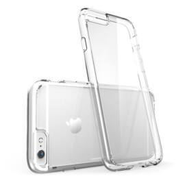 Apple iPhone 6/6s Ultra Slim 0,3mm szilikon tok, átlátszó