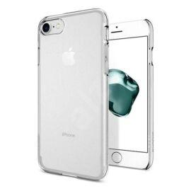 Apple iPhone Xs Max, Műanyag hátlap tok, Átlátszó