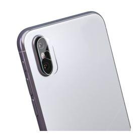 Apple iPhone Xs Max tempered glass kamera védő üvegfólia