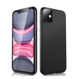 ESR Appro műanyag hátlap tok Apple iPhone 11, Fekete