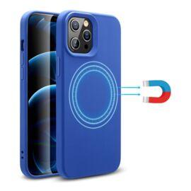 ESR Cloud Magsafe hátlap tok Apple iPhone 12/12 Pro, kék