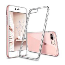 ESR Essential Zero hátlap tok Apple iPhone SE (2020)/7/8, átlátszó