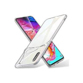 ESR Essential Zero hátlap tok Samsung Galaxy A70, átlátszó
