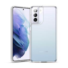 ESR Essential Zero hátlap tok Samsung Galaxy S21+, átlátszó