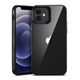 ESR Halo szilikon hátlap tok Apple iPhone 12 mini, fekete