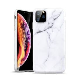 ESR Marble hátlap tok Apple iPhone 11 Pro Max, fehér