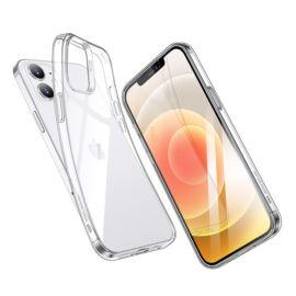 ESR Project Zero szilikon hátlap tok Apple iPhone 12 mini, átlátszó