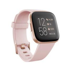 Fitbit Versa 2 okosóra, Petal/Copper Rose Aluminum