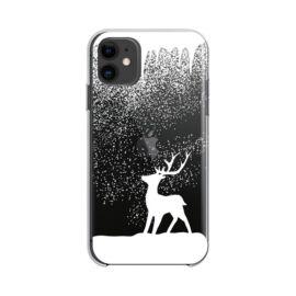 Forcell Winter hátlap tok Apple iPhone 11 Pro Max, rénszarvas