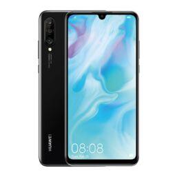 Huawei P30 Lite (2020) 256GB 6GB Dual, fekete