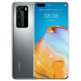 Huawei P40 Pro 256GB Dual SIM, ezüst