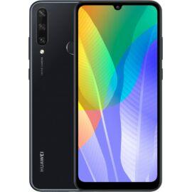 Huawei Y6P 64GB 3GB Dual, fekete