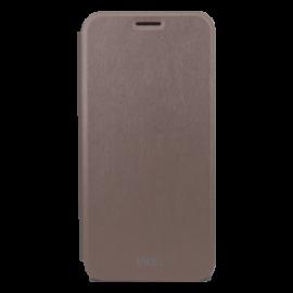 Mofi Mintás PU Bőr flip tok Xiaomi Redmi Note 6, arany