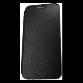 Mofi PU Bőr flip tok Xiaomi Pocophone F1, fekete