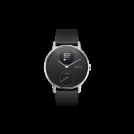 Withings Steel HR (36mm) okos óra, fekete