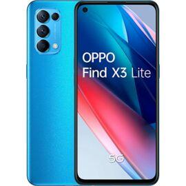 OPPO Find X3 Lite 5G 128GB 8GB RAM Dual kék