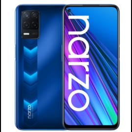 Realme Narzo 30 5G 128GB 4GB RAM Dual kék