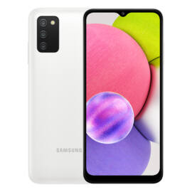 Samsung Galaxy A03s 32GB 3GB RAM Dual (SM-A037) fehér