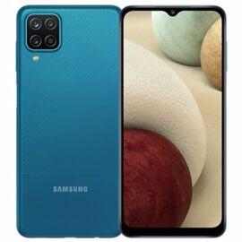 Samsung Galaxy A12 64GB 4GB RAM Dual, kék, Gyártói garancia