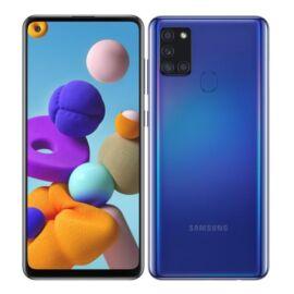 Samsung Galaxy A21S 32GB 3GB Dual (A217F) kék, Gyártói garancia