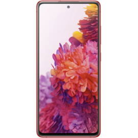 Samsung G780 Galaxy S20 FE 128GB 6GB Dual, piros, Gyártói garancia