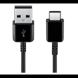 Samsung EP-DG930IBE USB Type-C adatkábel, 1,5m, fekete, Eco csomagolás