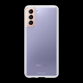 Samsung G996 Galaxy S21+ Clear Cover, gyári tok, átlátszó, EF-QG996TT