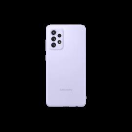 Samsung Galaxy A72 Silicone Cover gyári szilikon tok, lila, EF-PA725TVE