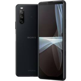 Sony Xperia 10 III 128GB 6GB RAM Dual fekete