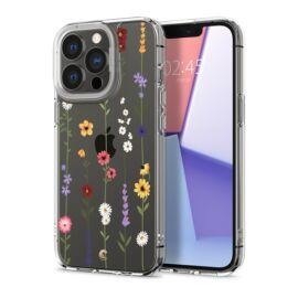 Spigen Ciel Cyrill Apple iPhone 13 Pro Cecile tok, Flower Garden
