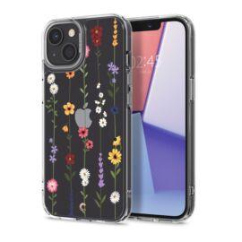 Spigen Ciel Cyrill Apple iPhone 13 mini Cecile tok, Flower Garden