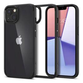 Spigen Crystal Hybrid Apple iPhone 13 mini tok, fekete