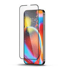 Spigen Glass FC Apple iPhone 13/13 Pro Tempered kijelzővédő fólia, fekete
