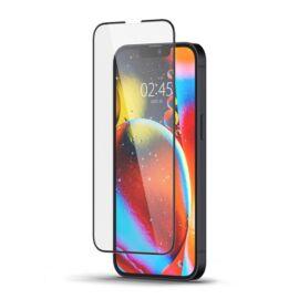 Spigen Glass FC Apple iPhone 13 mini Tempered kijelzővédő fólia, fekete